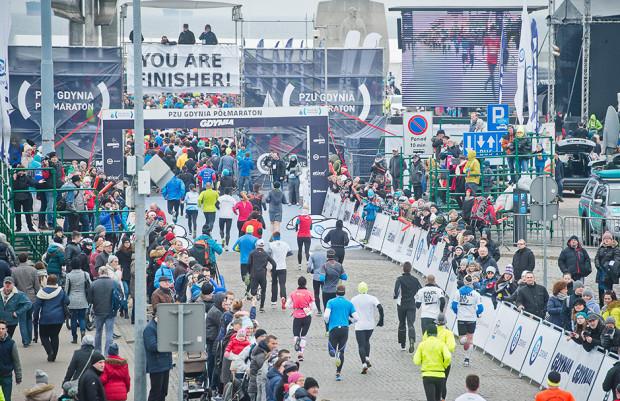 Onico Gdynia Półmaraton ma być wspólnym świętem biegaczy oraz kibiców.