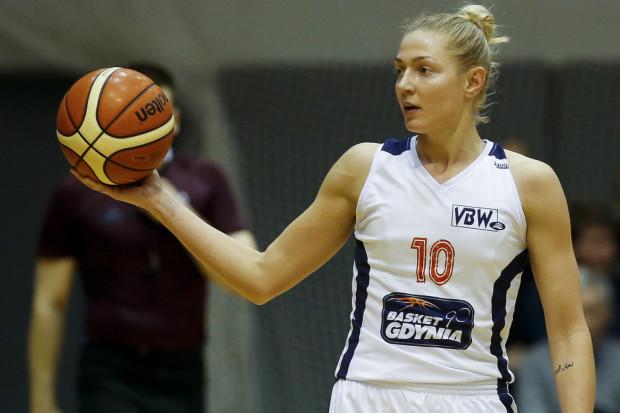 Monika Grigalauskyte zagrała świetnie w dogrywce i poprawiła Basket do zwycięstwa we Wrocławiu.