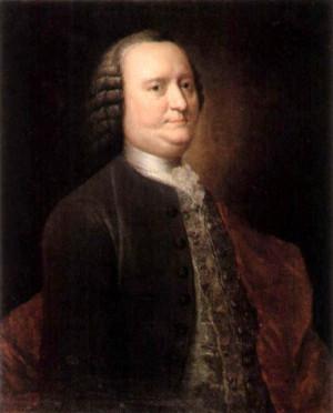 Portret burmistrza Daniela Gralatha (1764) pędzla Jacoba Wessla, ze zbiorów Muzeum Historycznego Miasta Gdańska.
