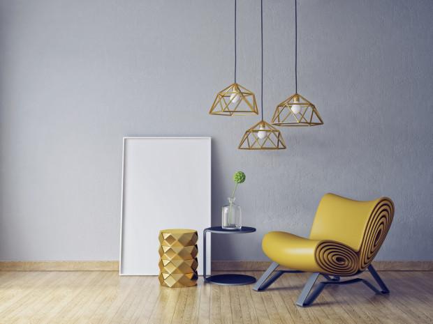 Bardzo istotnym elementem tego typu tworzenia stylu jest oświetlenie.
