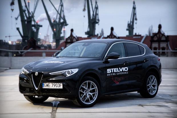 Alfa Romeo Stelvio oficjalnie debiutuje w Trójmieście.