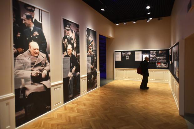 Wystawa stała Muzeum II Wojny Światowej prawdopodobnie nie zostanie zmieniona.