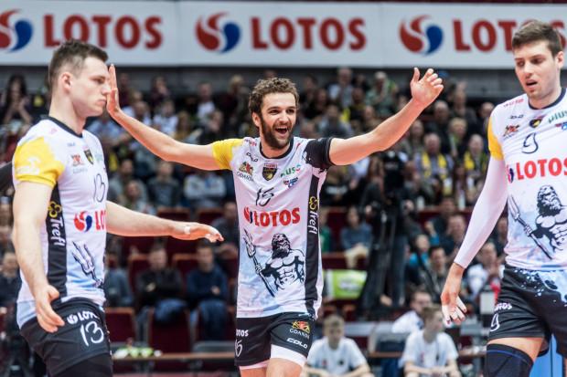 Mateusz Mika skończył w Radomiu 18 z 26 ataków, miał również pozytywne przyjęcie na poziomie 48 proc.