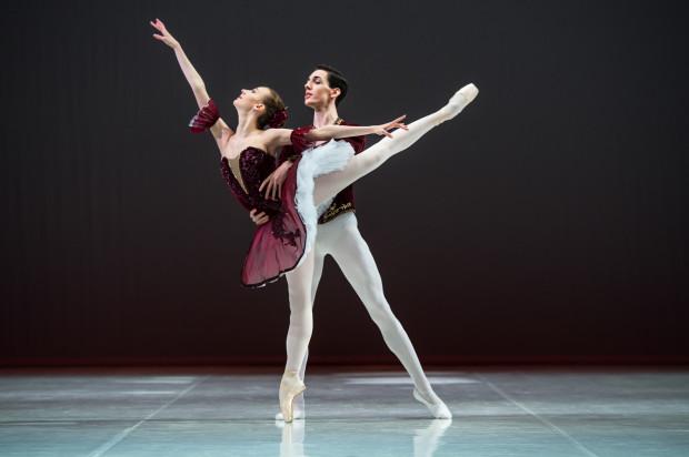 Podczas Koncertu Galowego można było obserwować klasyczne układy baletowe, m.in. w wykonaniu Adama Huczki i Oliwii Góreckiej z Warszawy, którzy w kategorii tańca klasycznego (grupa starsza) zajęli drugie miejsca.