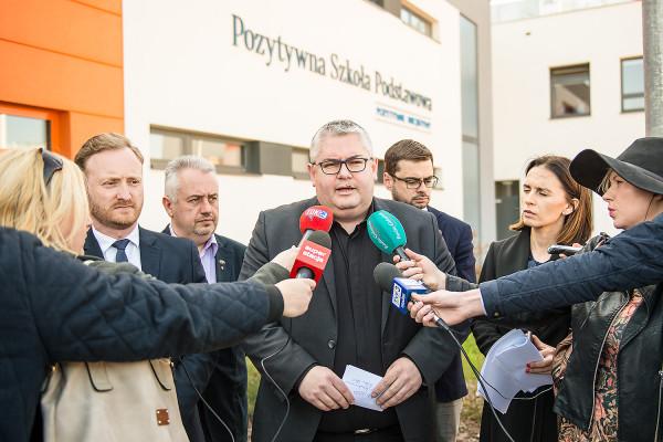 Piotr Kowalczuk, wiceprezydent Gdańska.