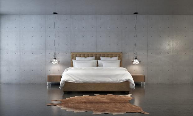 Stonowana kolorystyka, surowe ściany, chłodny charakter oraz wykończenia pozbawione wszelkich zdobień to czynniki, które zadecydowały o uznaniu industrialnych aranżacji.