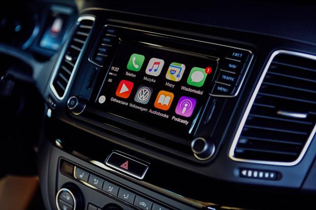 Volkswagen Sharan naszpikowany jest technologiami umilającymi podróżowanie.