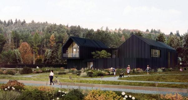 Nowy budynek wystawienniczo-administracyjny ma być kolejną wizytówką ogrodu.