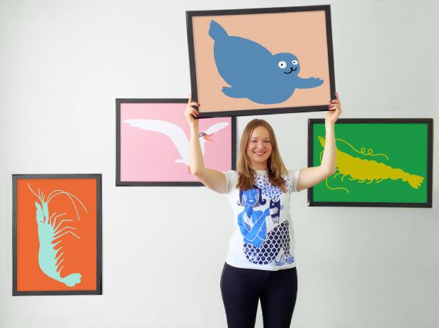 Gdańszczanka stworzyła portal Balticarium.com, na którym dzieci znajdą ciekawostki na temat zwierząt zamieszkujących bałtyckie wody.