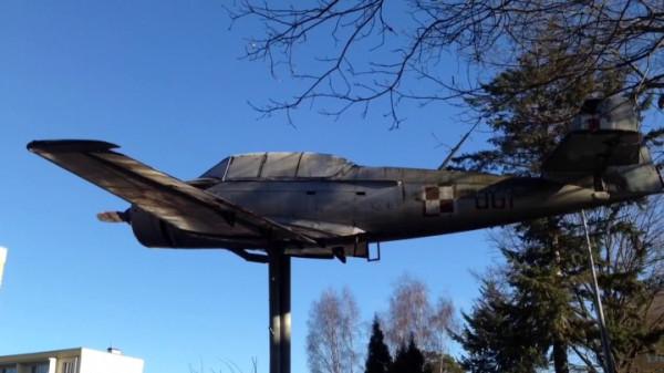 Mieszkańców nie tylko Babich Dołów może połączyć w głosowaniu chęć odnowienia samolotu będącego symbolem dzielnicy.