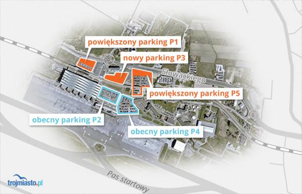Gdzie powstaną nowe parkingi?