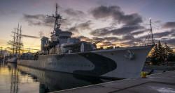 Obecnie okręt pełni rolę muzeum.