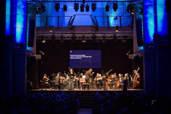 Bogaty kalendarz koncertowy w kwietniu zasiliły dodatkowo koncerty odbywające się w ramach Actus Humanus Resurrectio.