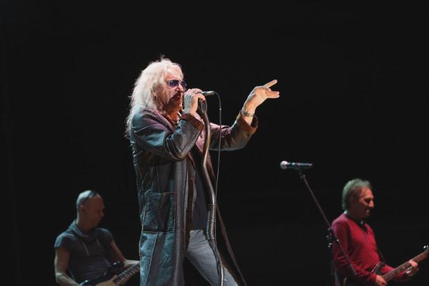 Skaldowie, Urszula i Perfect (na zdj.) wystąpili w sobotę w Ergo Arenie, podczas koncertu zorganizowanego przez gdański magistrat dla mieszkańców.