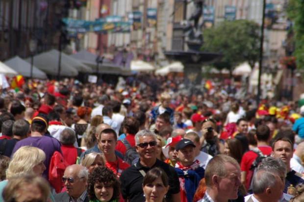 Podczas Euro 2012 w Trójmieście pojawiły się tłumy turystów z zagranicy. Od tego czasu przyjeżdżają do nas co sezon.