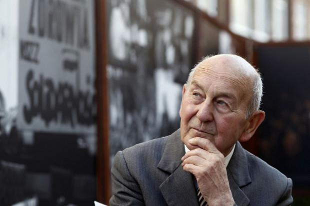 Alojzy Szablewski zmarł w niedzielę w wieku 91 lat.