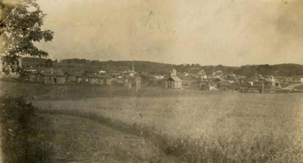 Na zdjęciu Witomino w latach trzydziestych.