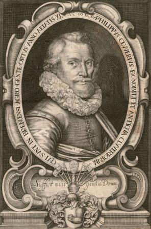 Urodzony w  w Gdańsku w 1580 r. i zmarły 31 grudnia 1622 w Lejdzie Filip Clüver był geografem okresu odrodzenia.