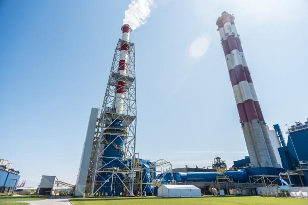 Polska Grupa Energetyczna ma zamiar przejąć aktywa EDF w Polsce, w tym elektrociepłownie w Gdańsku i Gdyni. Na zdjęciu elektrociepłownia w Gdyni.