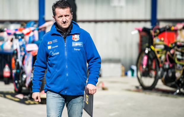 Mirosław Kowalik jest ogólnie zadowolony z monolitu, jaki tworzyli jego zawodnicy podczas meczu z Polonią Bydgoszcz.