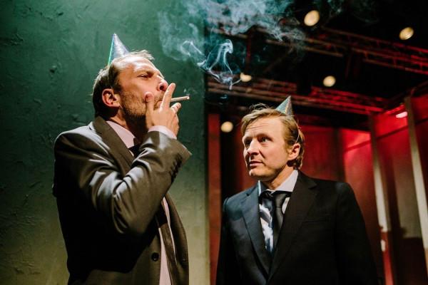 """Do Gdańska przyjedzie też legenda teatralnej alterantywy  Teatr Provisorium z Lublina ze spektaklem """"Punkt Zero: Łaskawe"""" w reż. Janusza Opryńskiego."""