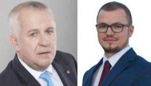 Odwołani właśnie członkowie zarządu Lotos Kolej: prezes zarządu Henryk Gruca oraz wiceprezes Paweł Makurat.