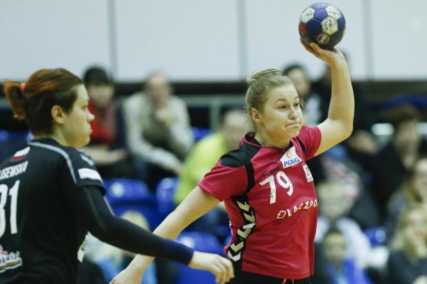 Paulina Masna zdobyła 6 bramek dla Łączpolu w ostatnim meczu gdańszczanek w Superlidze.