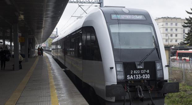 Dodatkowe informacje pojawią się też na pociągach, które do Gdyni mogą z Wrzeszcza dojechać przez Sopot lub Port Lotniczy - Osową.