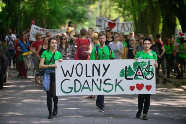 Uczestnicy zamierzają pokonać 5-kilometrową trasę przez Sopot.