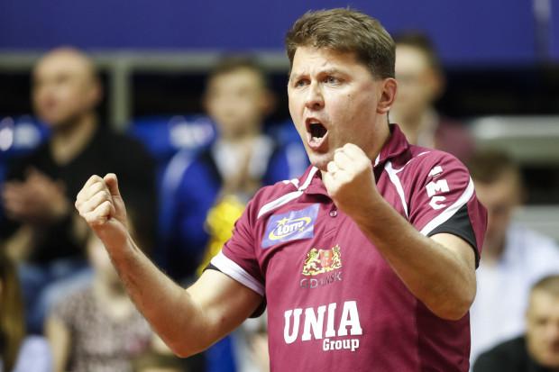 Piotr Szafranek jako zawodnik zdobywał dla Gdańska medale. Teraz ma szansę dokonać tego jako trener.