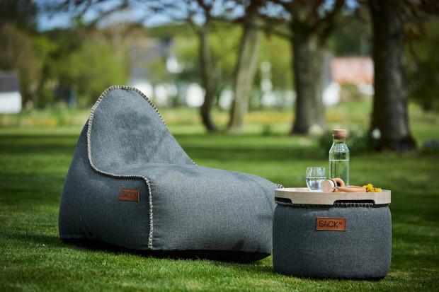 Fotel RETROit, duńskiej marki SACK it.