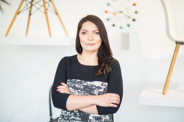 - Ostatnio wpadła mi w ręce lista 30 najbogatszych firm w Trójmieście, z czego 26 to nasi klienci. Pomyślałam sobie, że jest naprawdę dobrze - mówi Wioletta Kasprzyk.