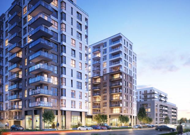Zajezdnia Wrzeszcz. W maju Robyg wprowadził do sprzedaży 222 nowe mieszkania.