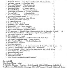 Lista osób, którym Gdynia wydała wejściówki na poprzedni festiwal Open'er.