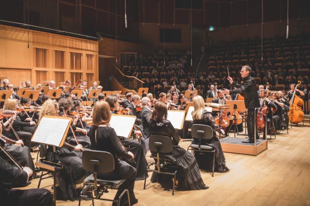 W tym roku Orkiestra PFB zagra podczas wszystkich trzech Koncertów Promenadowych, zarówno w sali koncertowej jak i na scenie letniej.