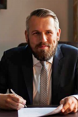 Adwokat Jan Ozolin