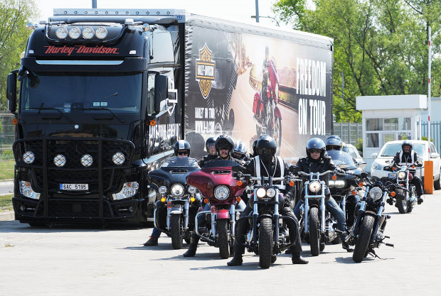 Do Trójmiasta przyjadą harleyowcy z całej Polski, ale nie tylko. Sopot będzie gościł motocyklistów z Niemiec, Szwecji, Czech i Rosji.