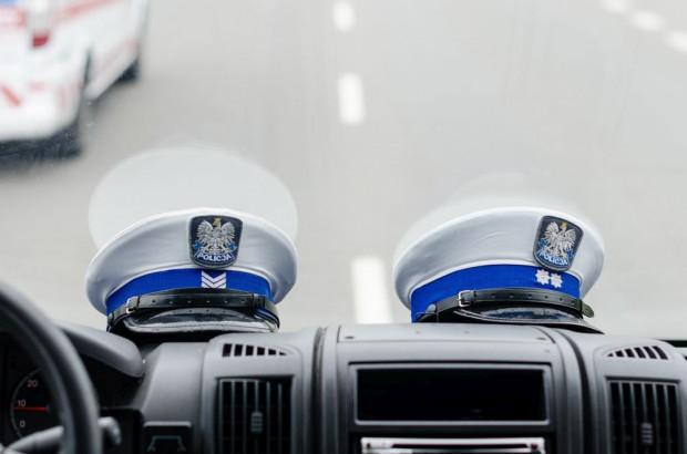 Chłopaka zatrzymali policjanci z gdańskiej drogówki.