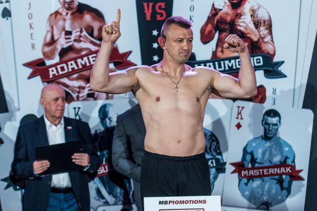 Tomasz Adamek odniósł w Ergo Arenie 51. zwycięstwo w karierze na zawodowym ringu.