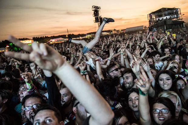 Festiwal Open'er potrwa od środy do soboty na lotnisku w Kosakowie.