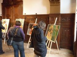 Następnie wystawa została pokazana w Szczecinie.