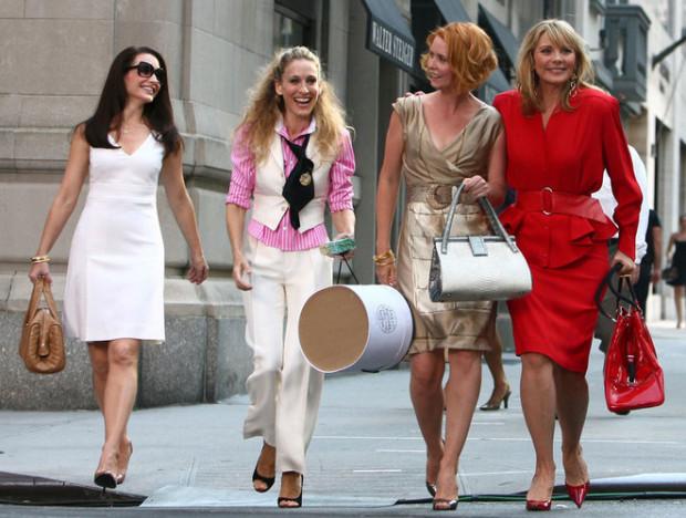 """Z butami Monolo Blahnika kojarzymy przede wszystkim bohaterki serialu i filmów z serii """"Seks w wielkim mieście"""". Chętnie nosiły je Jackie Onassis czy księżna Diana."""