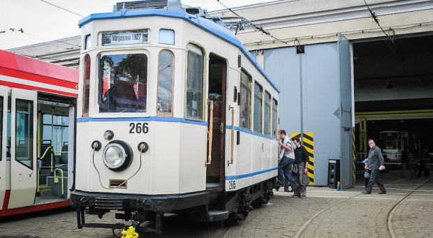 Tramwaj Bergmann z 1927 r., którym będzie można bezpłatnie przejechać się w sobotę.