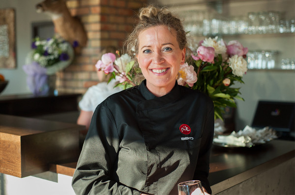 Basia Ritz - kulinarna amatorka, która stała się cenioną szefową kuchni.