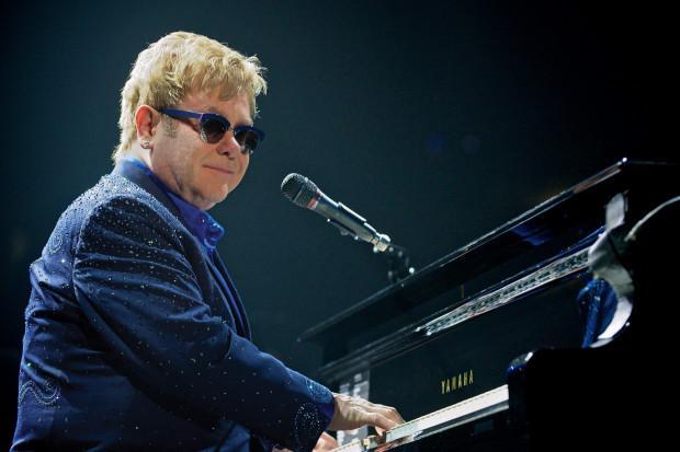 Elton John zagra w Operze Leśnej 9 lipca.