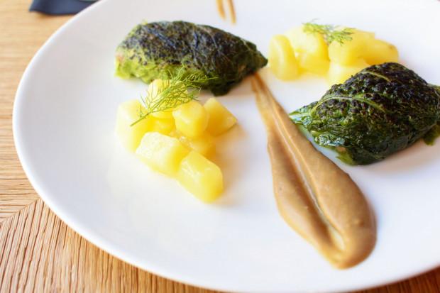 1911 Cafe & Restaurant to taki rodzaj kuchni, który wymaga skupienia i celebrowania posiłku.
