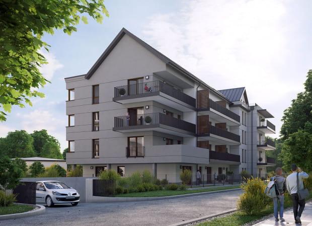 W budynku Lipowa 50 przy Fikakowie powstanie 26 mieszkań.