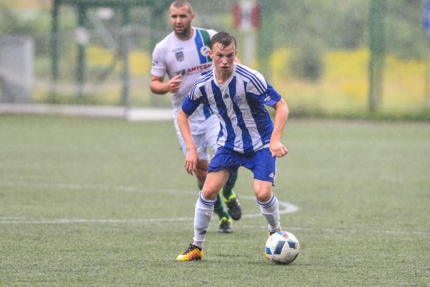 Marcin Poręba przenosi się z III do I ligi. W nowym sezonie zagra w Olimpii Grudziądz.