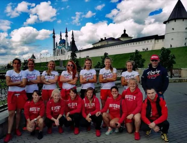 Reprezentacja Polski z tygodnia na tydzień wspina się w europejskiej hierarchii. W Kazaniu zajęła już 6. miejsce, długimi fragmentami walcząc jak równy z równym w meczach z Anglią i Irlandią.