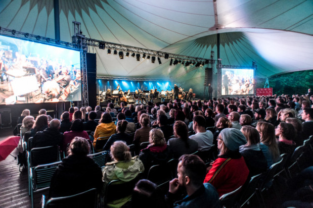 Publiczność po raz kolejny nie zawiodła i niemal do ostatniego miejsca wypełniła koncertową przestrzeń przy sopockim Aquaparku.